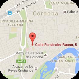 Hospedería Alma Andalusí en Google Maps